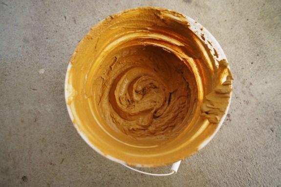 Clay aliz paint