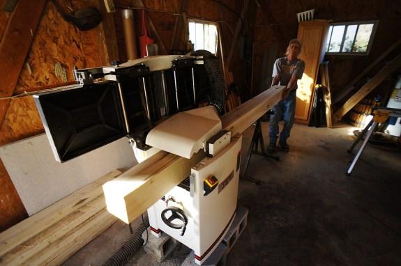 planing-6x6-poplar-timber