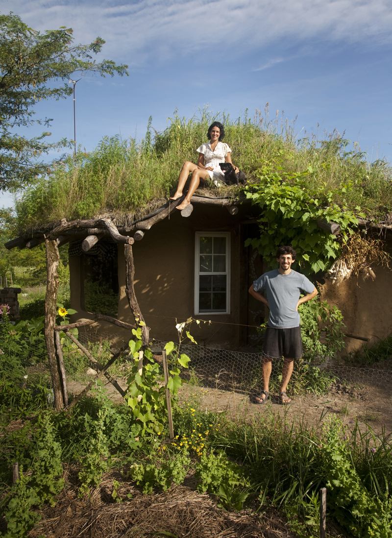 Cob house building timeline the year of mud for Building a house timeline