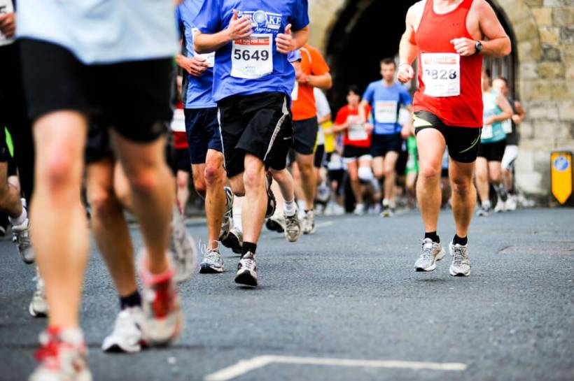 Image credit: The Yorkshire Marathon