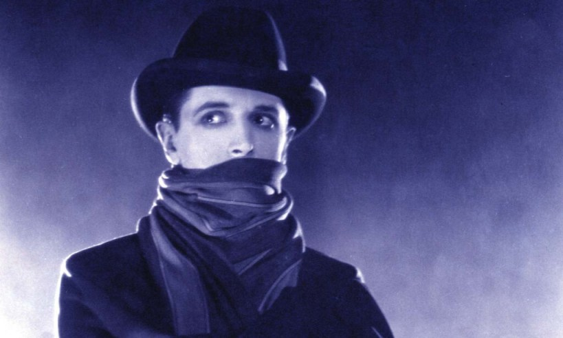 Ivor Novello in Hitchcocks 'The Lodger', screening in York on Sunday 14th May