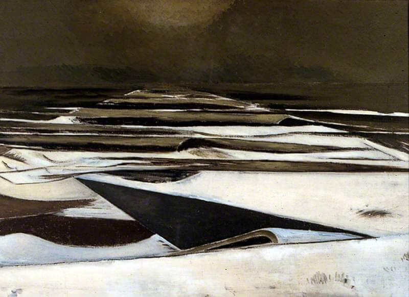 Paul Nash, Winter Sea