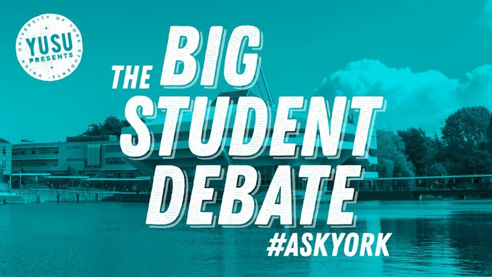 Image: the University of York Students' Union (YUSU)