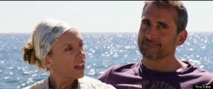 Steve Carell and Toni Collette in The Way, Way Back