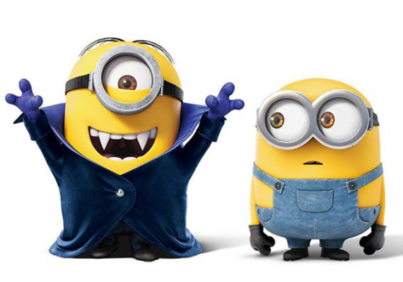 gambar minions 2015 movie happy new year pictures to pin on pinterest