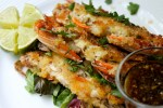 Sautéed Soft Shell Crabs