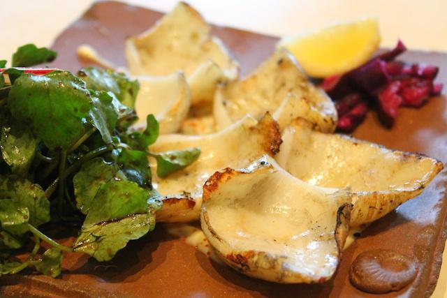Squid Lemon Aioli