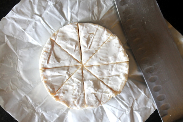 Cut the Camembert