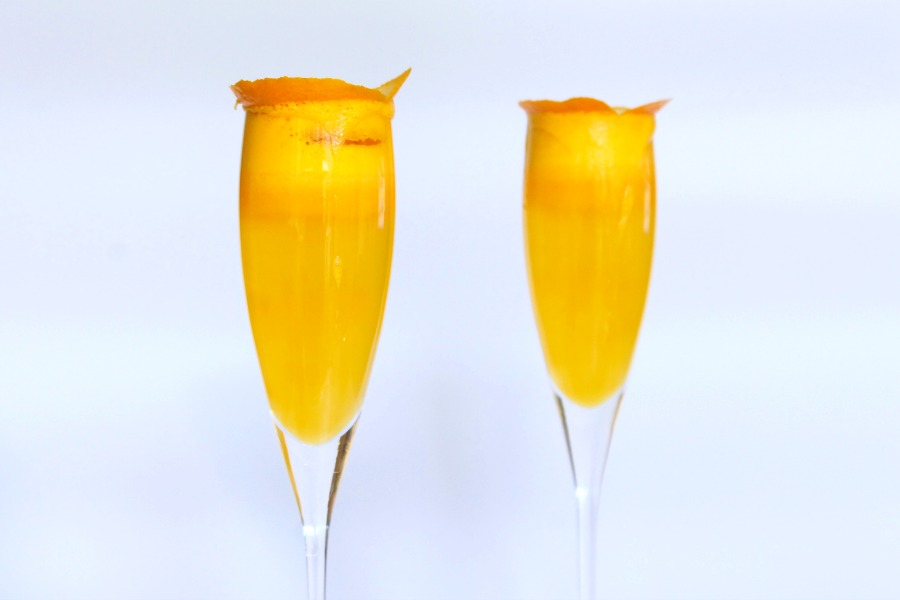 Mimosa | The Yummy Truth