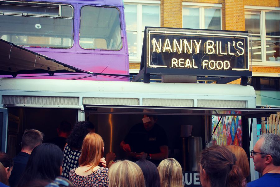 Nanny Bills Real Food
