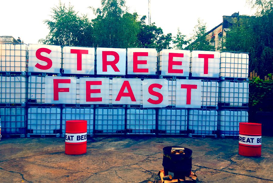 Street Feast: Dalston Yard