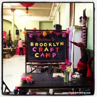 Brooklyn Craft Camp
