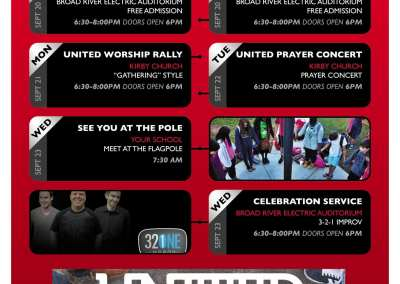 See You At The Pole 2015 Poster