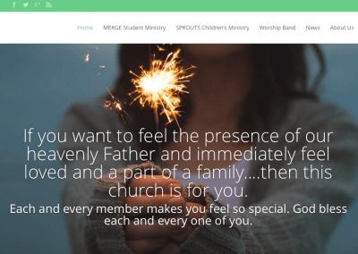 Oakbrook Community Church – Website