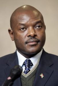 President Pierre Nkurunzinza