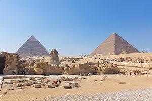 【測量技術の歴史】測量は紀元前3000年のエジプトから存在していた