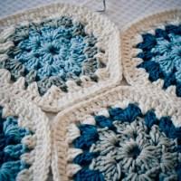 Loving...learning to crochet