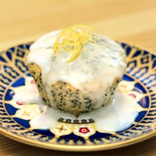 Melt and Mix Lemon Poppyseed Cupcakes