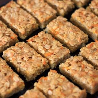 Gluten Free – Savoury Flapjacks