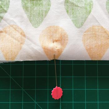 step 3 minky blanket