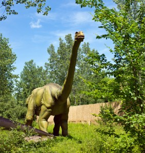 Field Station: Dinosaurs in Secaucus, NJ