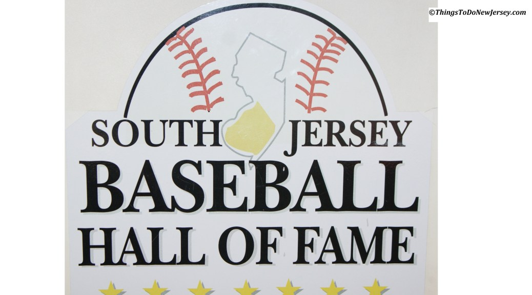 South Jersey Baseball Hall of Fame - located at Campbell's Field (home to the Riversharks) - Camden, NJ