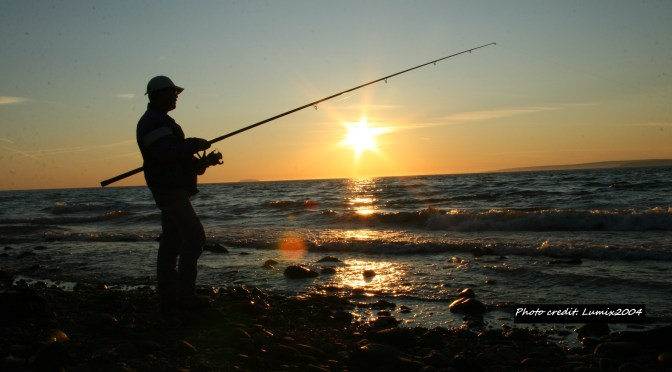 Jersey Shore Surf Fishing