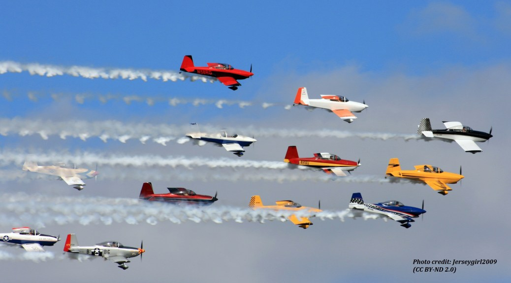Things to Do In New Jersey - Greenwood Lake Air Show