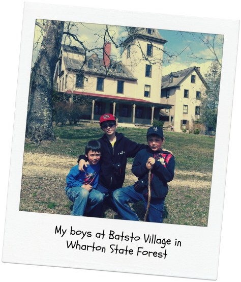 Batsto Village in Wharton State Forest - Things to Do In New Jersey | #batsto #nj #newjersey