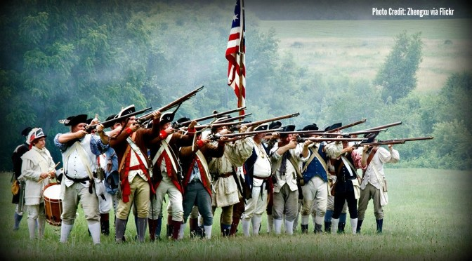 Things To Do In New Jersey – Monmouth Battlefield State Park