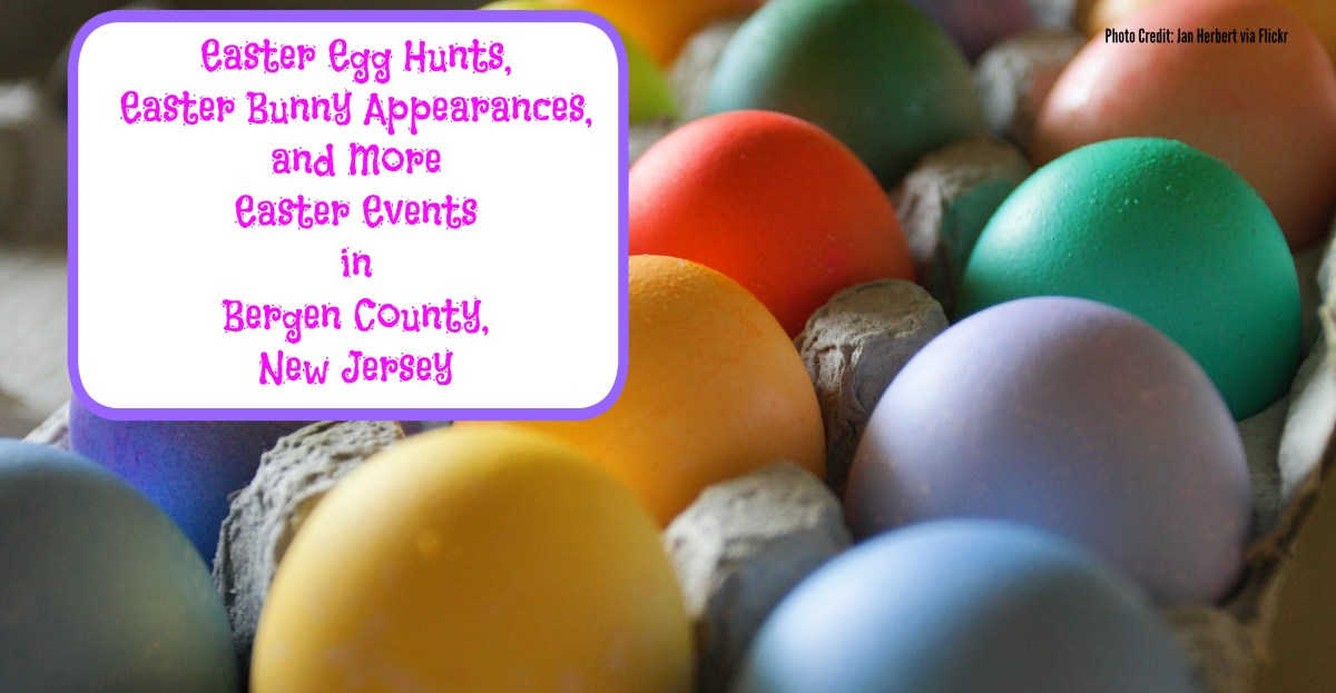 Fun Easter Events in Bergen County, New Jersey