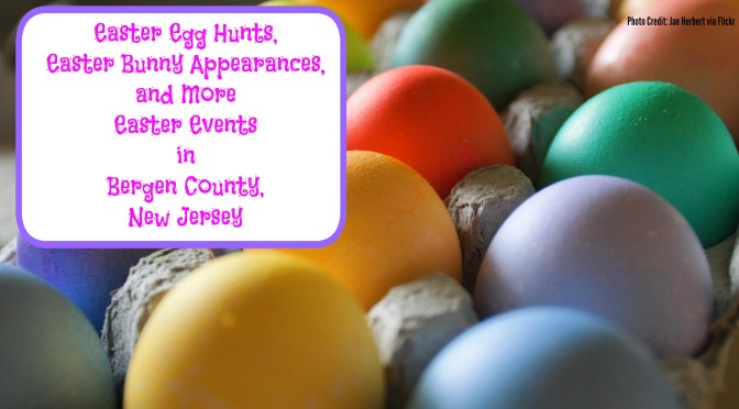Easter Egg Hunts, Easter Bunny Appearances, & other fun Easter Events in Bergen County, New Jersey! | find out more at www.thingstodonewjersey.com | #nj #newjersey #bergencounty #allendale #bergenfield #creskill #closter #ridgefield #paramus #hackensack #hasbrouckheights #tenafly #wyckoff #kids #easter #easteregghunts #easterbunny #wheretovisit #events