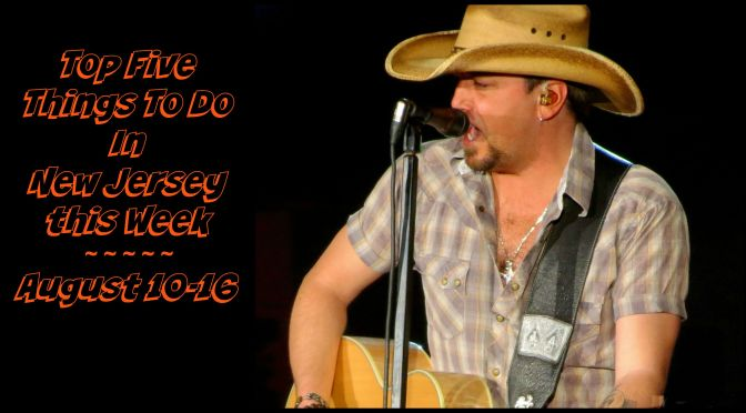 Top 5 Things To Do In NJ This Week - Kenny Chesney & Jason Aldean concert at MetLife Stadium! | find out more at www.thingstodonewjersey.com | #nj #newjersey #bergencounty #eastrutherford #oceancounty #tuckerton #mercercounty #trenton #passaiccounty #westmilford #greenwoodlake #somersetcounty #bridgewater #concerts #fairs #festivals #airshows #thingstodo #free #familyfriendly #events