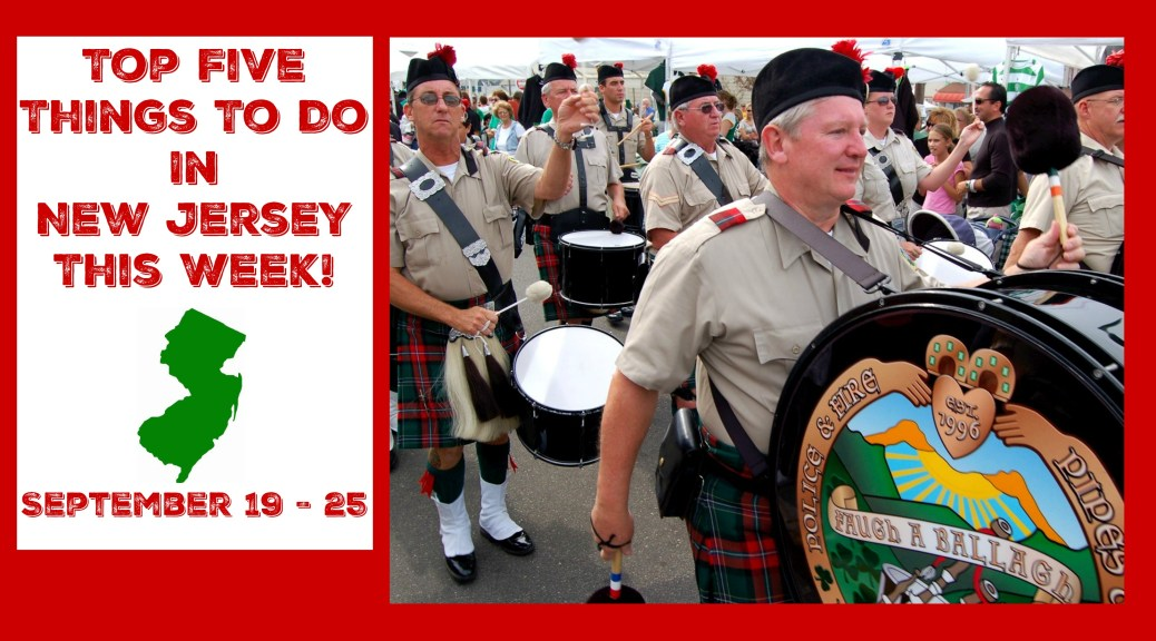 Wildwood Irish Festival, Historic Reenactment, Hoboken Arts Event Top Things To Do In NJ This Week | learn more at www.thingstodonewjersey.com | things to do in new jersey this week | things to do in nj this weekend | things to do in new jersey this weekend | things to do in nj today | things to do in new jersey today