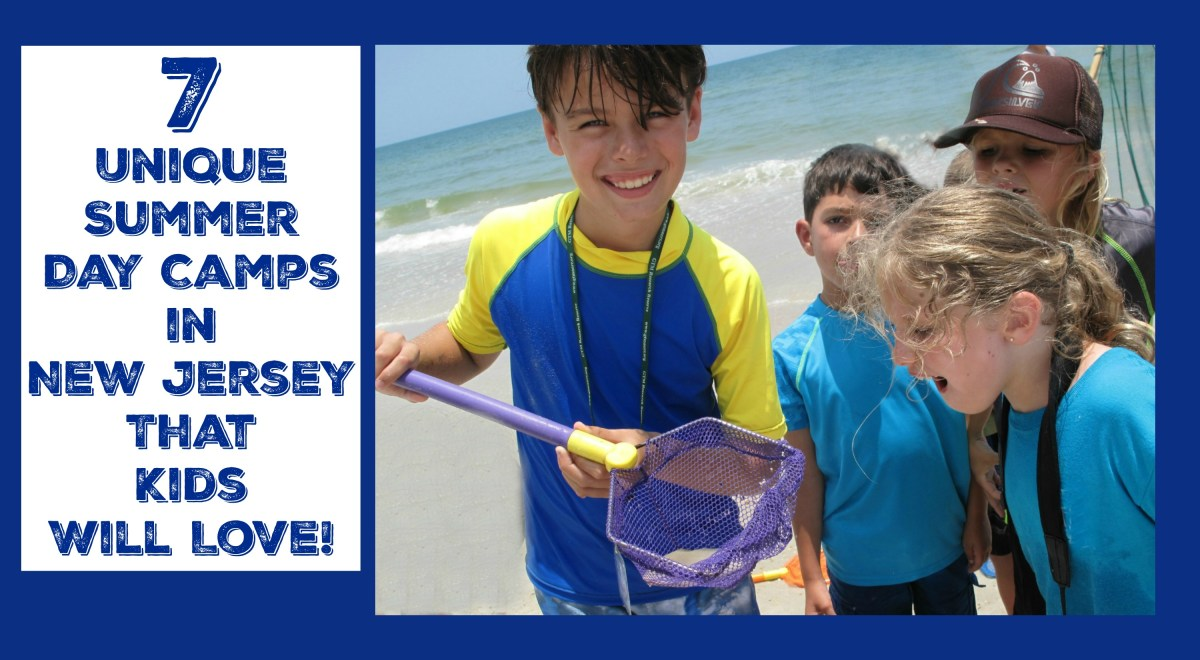 7 Unique Summer Day Camps in New Jersey