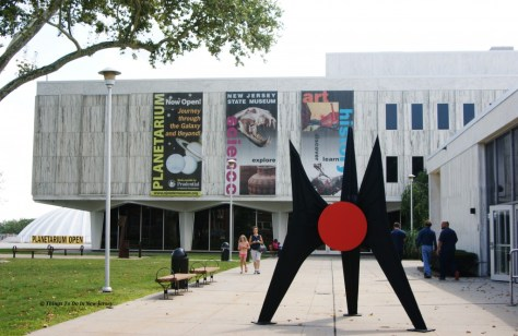 The New Jersey State Museum is like four museums in one, featuring galleries showcasing natural history, cultural history, fine art, and archaeology. The museum is also home to the largest Planetarium in New Jersey. | © Things To Do In New Jersey | nj museums | new jersey museums | museums in nj | museums in new jersey