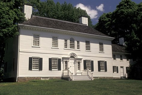 Washington really did sleep here! Visit the Ford Mansion at Morristown National Historical Park. | nj historical sites | new jersey historical sites | historic sites in nj | historic sites in new jersey