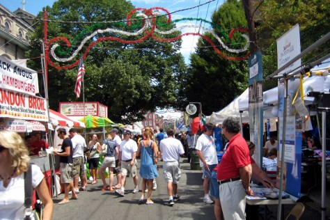 Head on out to a New Jersey street fair for some fun this summer. | nj street fairs | new jersey street fairs