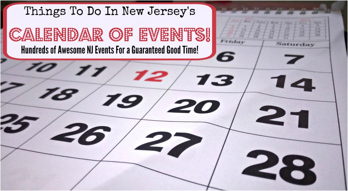 Calendar of New Jersey Events