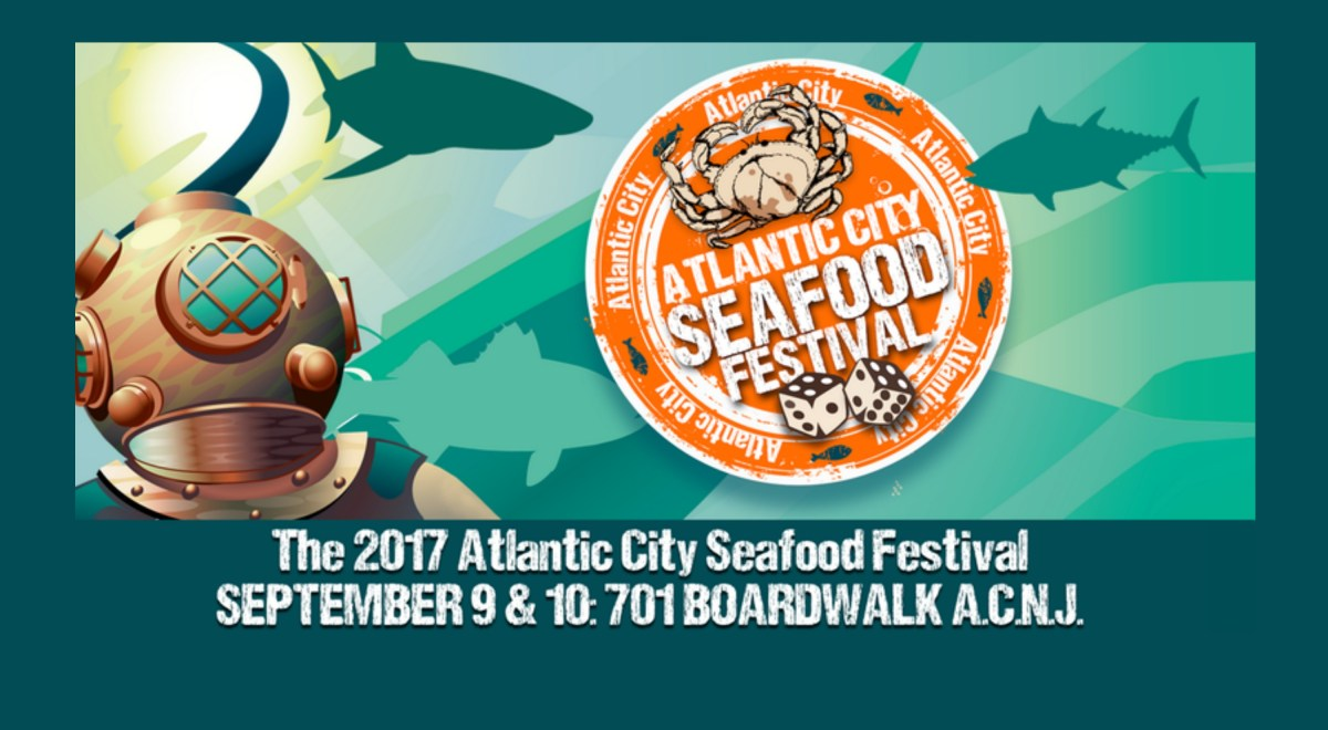 2017 Atlantic City Seafood Festival Hits the Boardwalk Soon!