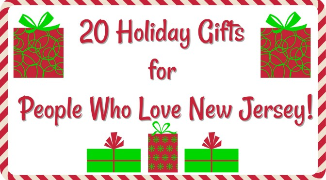 20 holiday gifts for people who love new jersey | christmas gifts for people who love nj | christmas gifts for people who live in nj | holiday gifts for people who live in nj | holiday gifts for people who love the jersey shore | christmas gifts for people who love the jersey shore
