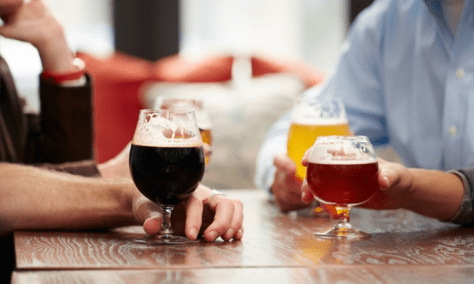 Jersey City Brew Fest Session 1 or 2 for One on November 18, 2017 at Harborside Plaza 2 (Up to 30% Off)