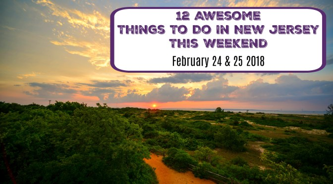 Things To Do In New Jersey This Weekend | February 24 & 25 2018