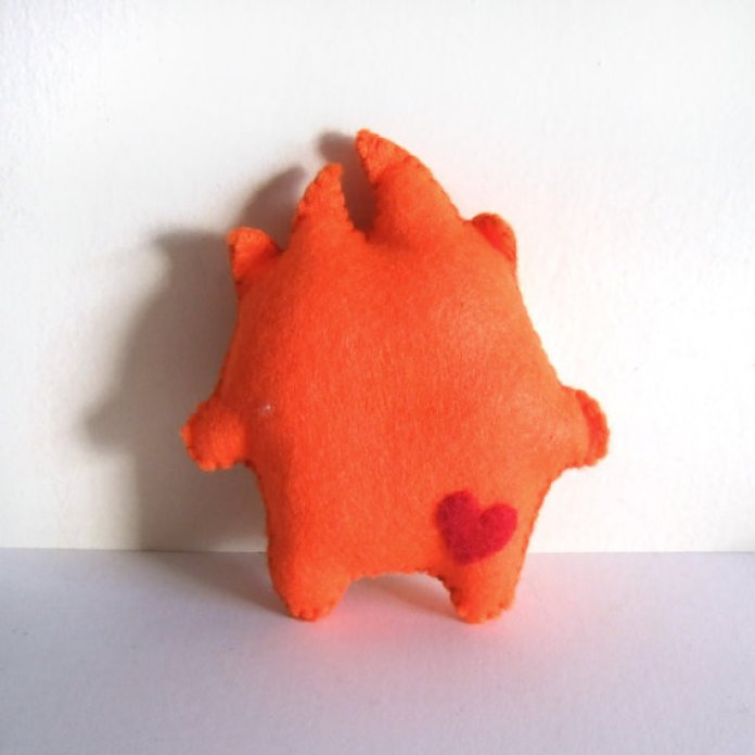 calcifer plush toy