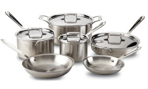 All-Clad D5 - Review on the Stainless Steel Cookware