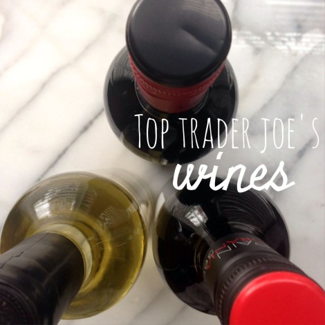 top trader joe's wines