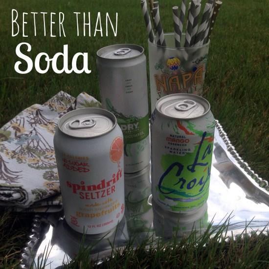 better than soda