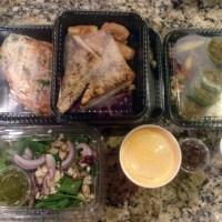 Whole Foods Weekday Takeaway: Week 3
