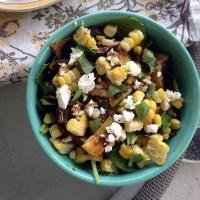 Simple Saturday: Late Summer Salad