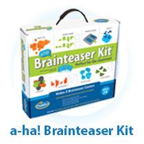 a-ha! Brainteaser Kit